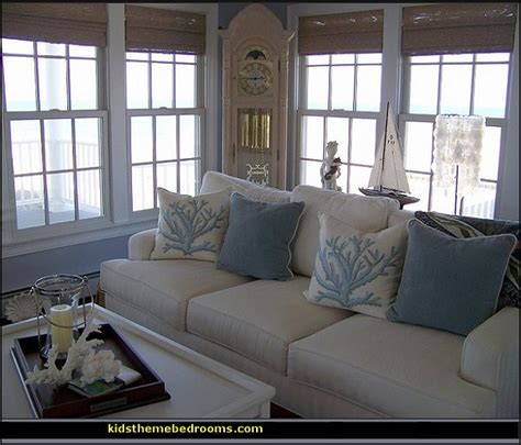 beach themed living room decorating ideas decorating theme bedrooms maries manor coastal