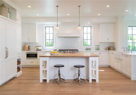 R D Kitchen Santa by Traditional Kitchen With Cherry Solid Flooring