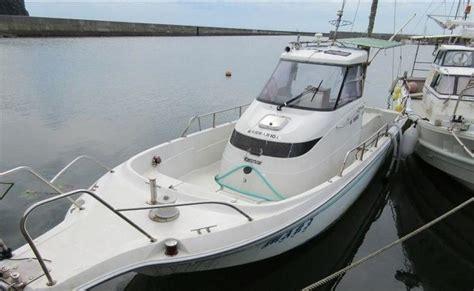 yanmar fishing boats japan yanmar fx24z stern drive used boat in japan for sale