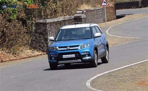 Suzuki In Maruti Maruti Suzuki Vitara Brezza Amt In The Pipeline Might Be