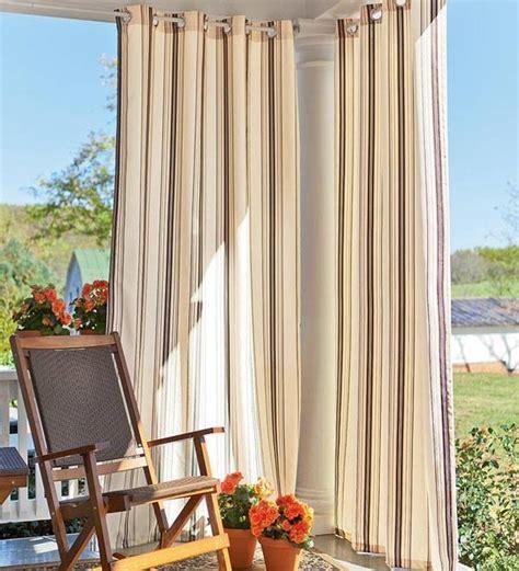 tende da giardino come scegliere le tende da giardino tende e tendaggi