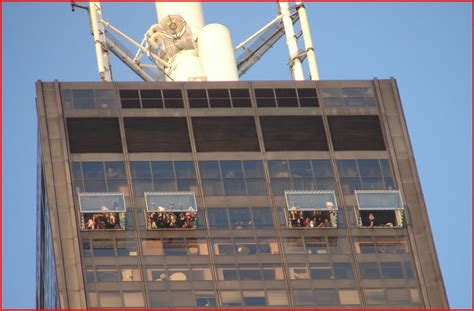 Panoramio Photo Of Willis Tower Observation Deck