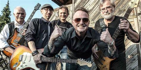 gemeinsame liebe vor zehn jahren gruendete sich die bourbon bluesrock band  goettingen gt