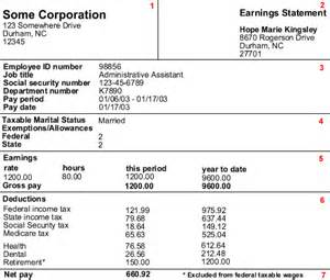 career readiness parts of the paycheck