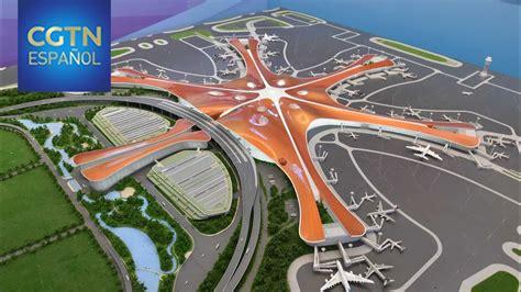 fotos de a241o nuevo la capital china contar 225 con un nuevo aeropuerto en 2019