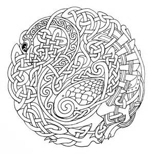 celtic knots free coloring pages on art coloring pages