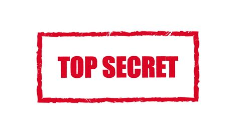 top secret rubber st rubber st stock footage