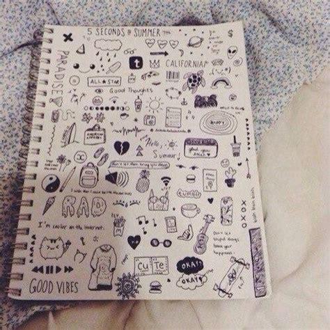 doodle imagine draw notebook notebooks tumblr notebooks school