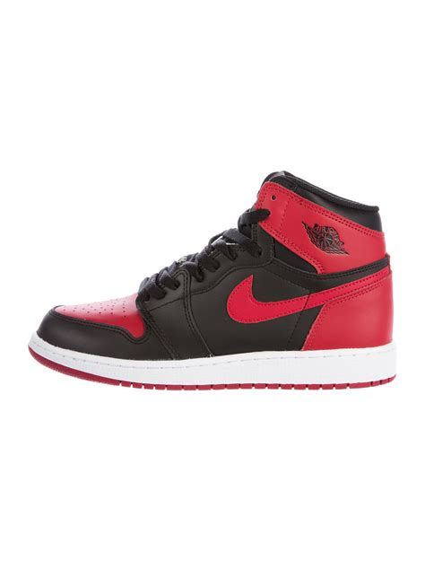 high top sneakers for boys nike boys air 1 retro high top sneakers w tags