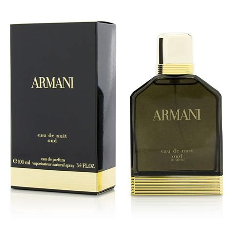 Parfum Original Giorgio Armani Eau De Nuit armani eau de nuit oud edp spray giorgio armani f c co usa