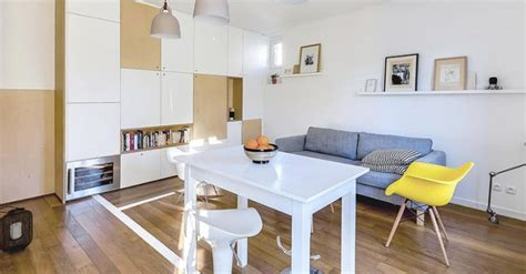 300 square foot apartment 257 richard guibault richard richard guibault tiny paris apartment 3 171 inhabitat