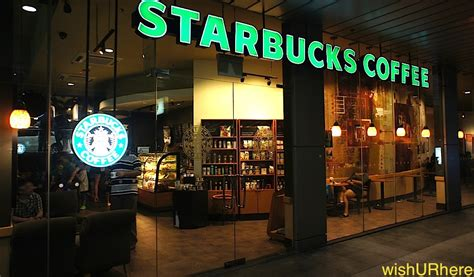 Best Home Design Inside by Starbucks Coffee One Fullerton Singapore Wishurhere