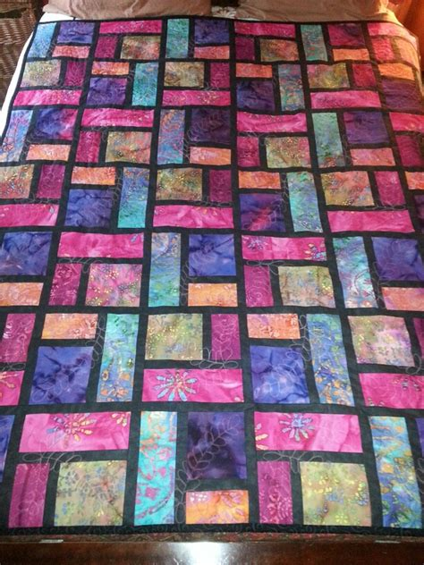 Patchwork Gifts Free Patterns - wedding gift stained glass quilt quilt lessons