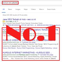 cara membuat blog til dihalaman pertama google cara mudah agar website berada di halaman pertama google