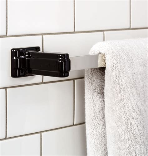 top 28 black ceramic towel bar black acrylic towel bar rmrwoods house knowing your europe