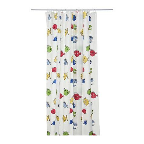 ikea kids curtains ikea svalen fish shower curtain colorful 71 x 71 100 peva