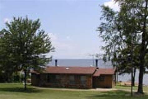 Sardis Lake Cabins by Cground Details W Kyle State Park Ms