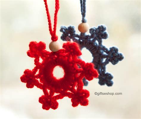 snowflake pattern crochet snowflake christmas tree