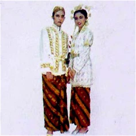 Pangsi Hitam Khas Nusantara gambar dan daftar nama lengkap pakaian adat daerah
