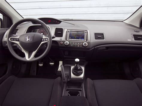 Ep3 Interior by Honda Civic Coupe Specs 2005 2006 2007 2008