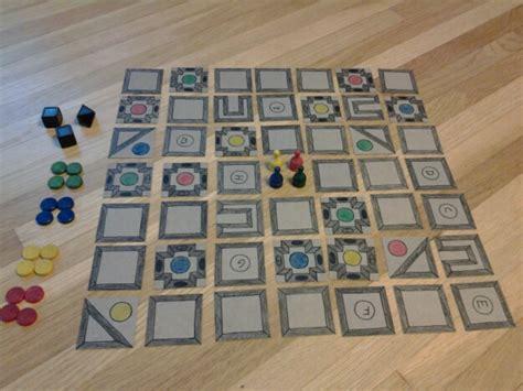design game prototype wizard s dungeon prototype 1 board game designers forum