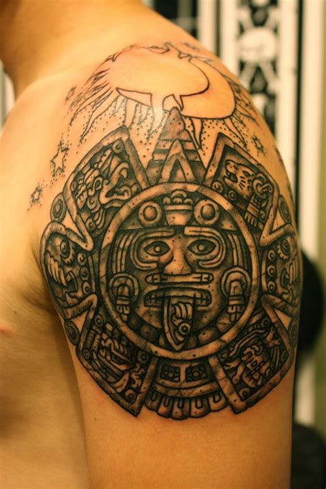 aztec pattern tattoo meaning aztec tattoos designs ideas and meaning tattoos for you