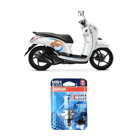 Jual Lu Led Motor Honda Beat lu depan motor honda scoopy esp 02 jual osram harga murah