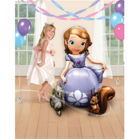 Balon Foil Princes Sofia By Esslshop2 anagram 48 inch sofia the airwalker from category