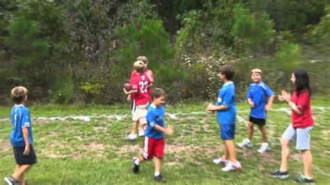 backyard football league blythewood backyard football league game 3 youtube