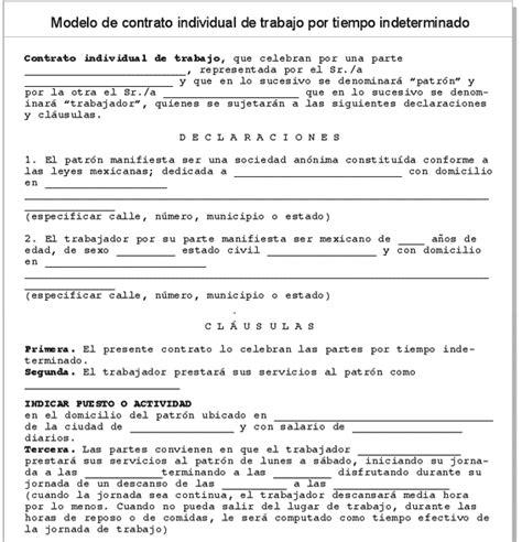 contrato colectivo del ministerio del poder popular para la educacion 2016 ejemplo de contrato individual de trabajo