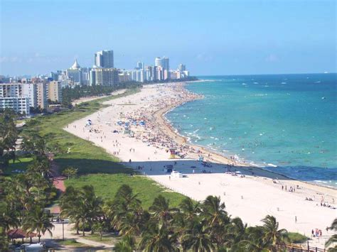 south beach beautiful aerial photos of miami beach world super travel