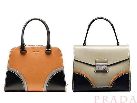 10 Most Stylish Prada Bags by Prada Bags Designs With Decent Colors For Sophisticated