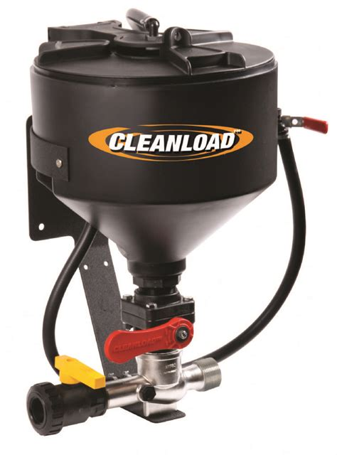 cleanload chemical eductor