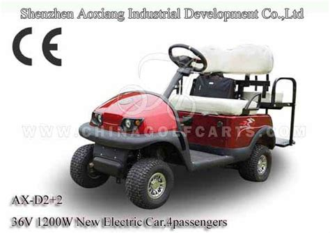order a mini cart bicyclecart 36v two seat mini golf cart with rear flip flop seat kit