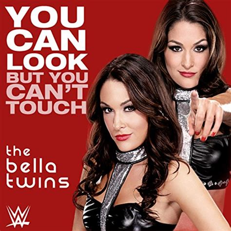 nikki bella you can look you can look but you can t touch the bella