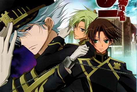 Anime 07 Ghost by Teito Klein Images Teito Mikage Ayanami Hd Wallpaper And