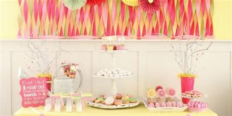 themed birthday parties for 11 year olds paris bakeshop party design dazzle