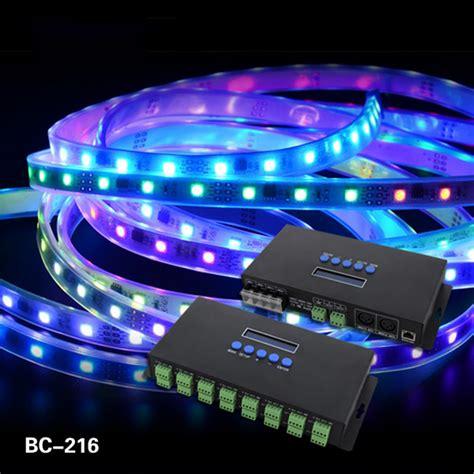 16 channels artnet to spi dmx ws2811 ws2812b sk6812 2801