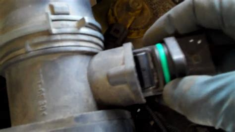 fix  maf mass air flow sensor   volkswagon