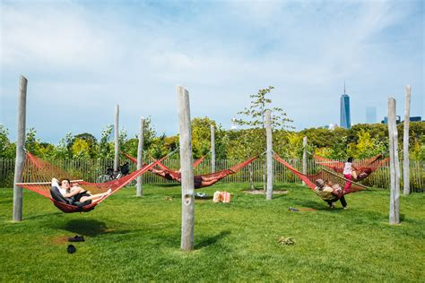 Hammock Park governors island nyc s newly renovated playground frugal frolicker