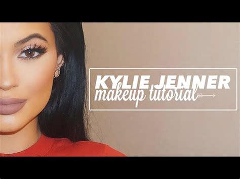 youtube tutorial lipstik kylie jenner makeup tutorial youtube