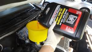 Toyota Camry Coolant Type Coolant Drain And Refill For 97 01 Clublexus Lexus