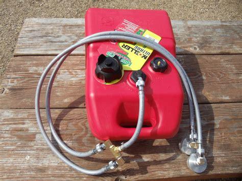 boat fuel tank generator honda eu2000i generator dual extended run 6 gallon ultra