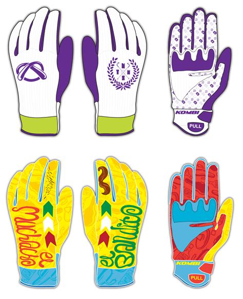 layout gloves kombi tom wallisch glove design ankhou graphic design