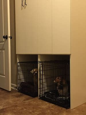 built in kennel closets for built in kennels