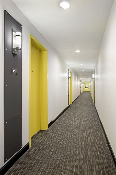 image result  apartment corridor color image result