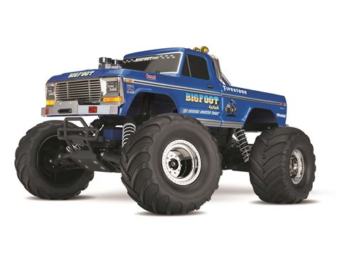 remote bigfoot truck quot bigfoot no 1 quot original rtr 1 10 2wd truck