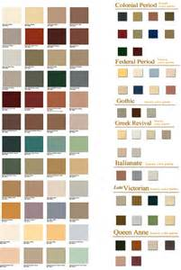 colonial colors historiccolorpalette jpg 2119 215 3160 vintage color