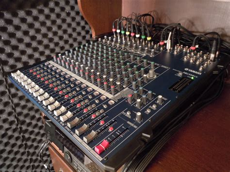 Audio Mixer Yamaha Mg166cx yamaha mg166cx image 354203 audiofanzine