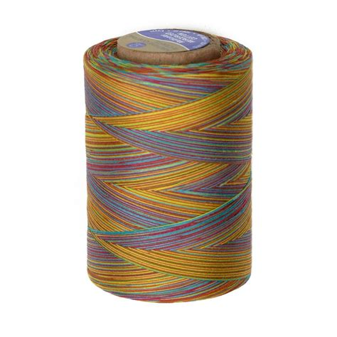 Quilting Thread by Cotton Machine Quilting Multicolor Thread 1200 Yd Gumballs